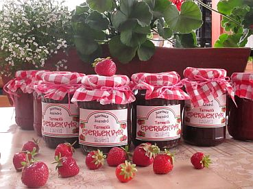 szintai strawberry jam