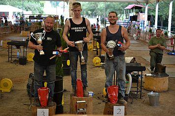 V. International Farrier Competition Jósvafő