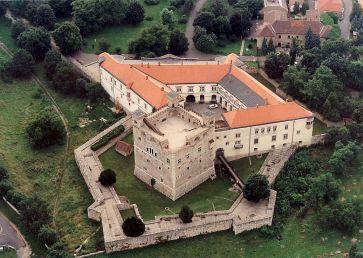 rakoczi castle sarospatak