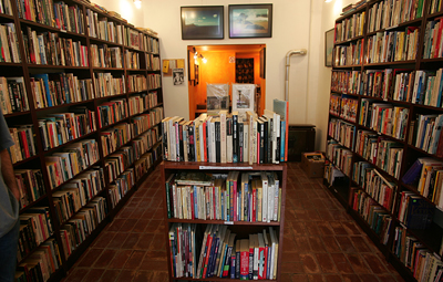Bookstore - Csengery Street
