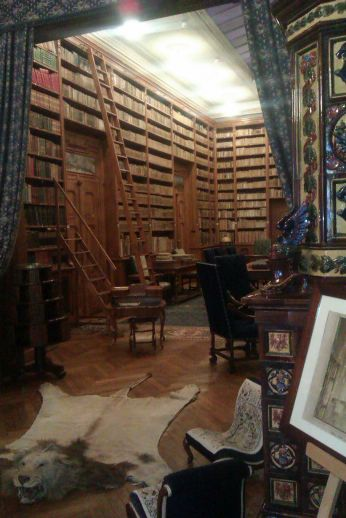 betleri castle library